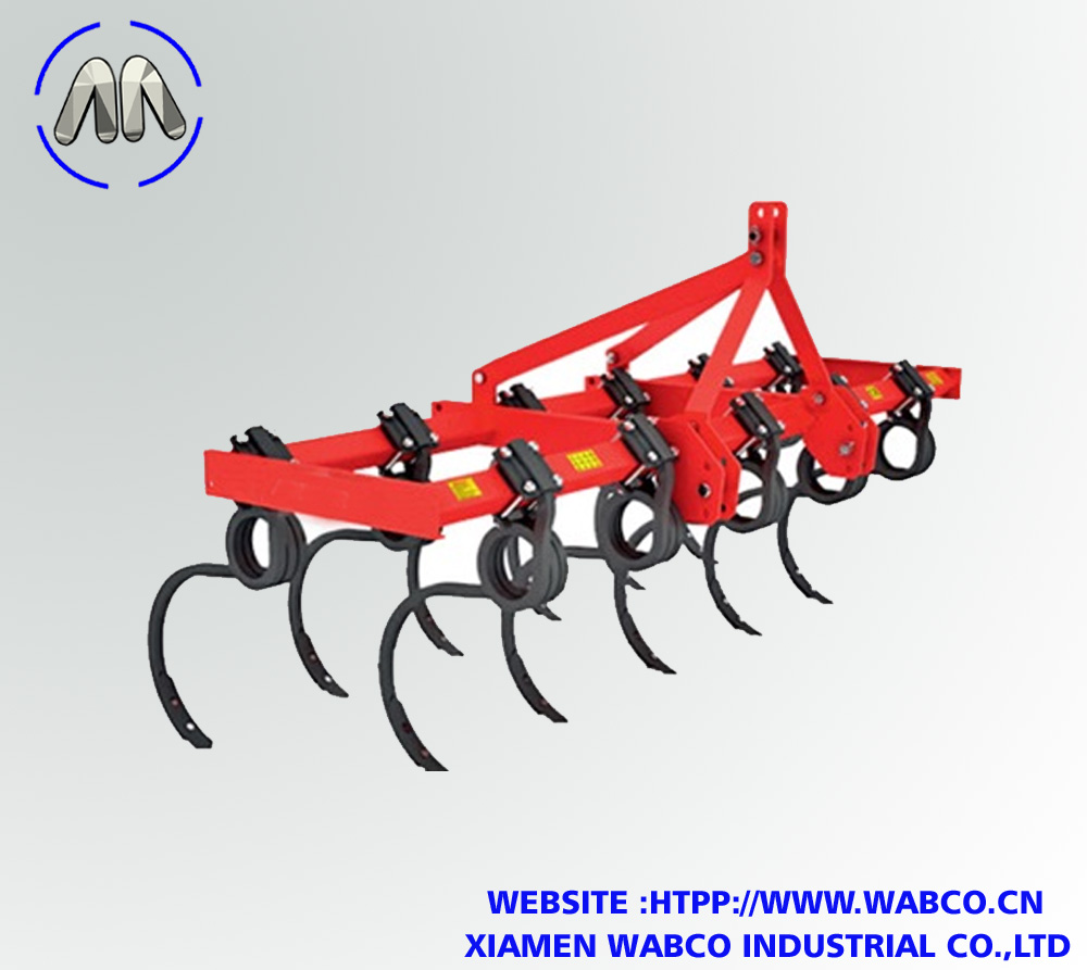 Cultivate Three -pointed mounted