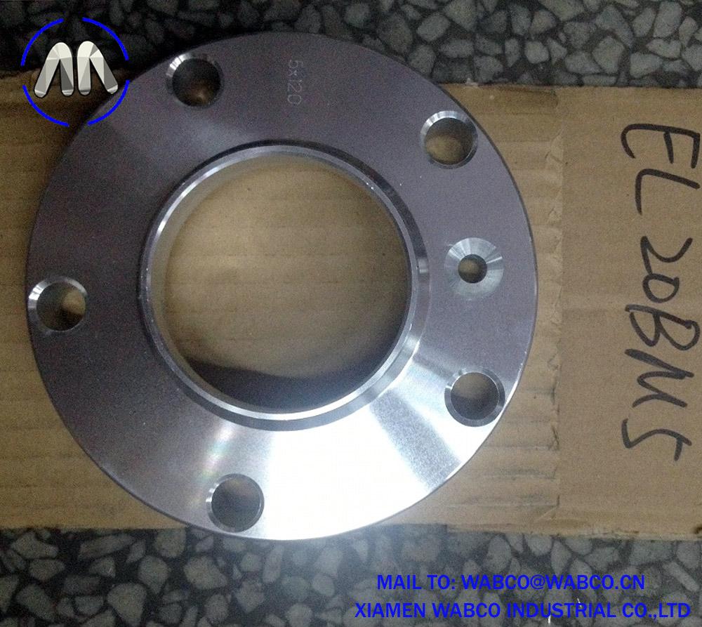 X120 European Hub Centric Wheel Spacers   20MM Thic