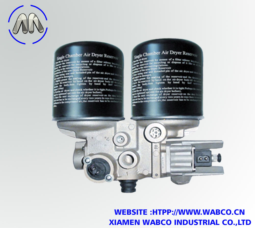 Meritor Wabco 4324311910 System Saver 1200 Twin Can