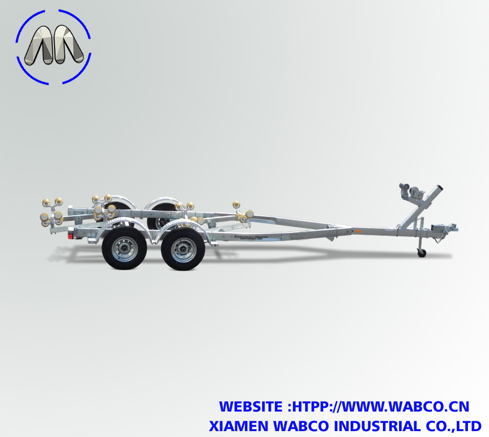 Galvanized Tandem & Tri-axle Roller