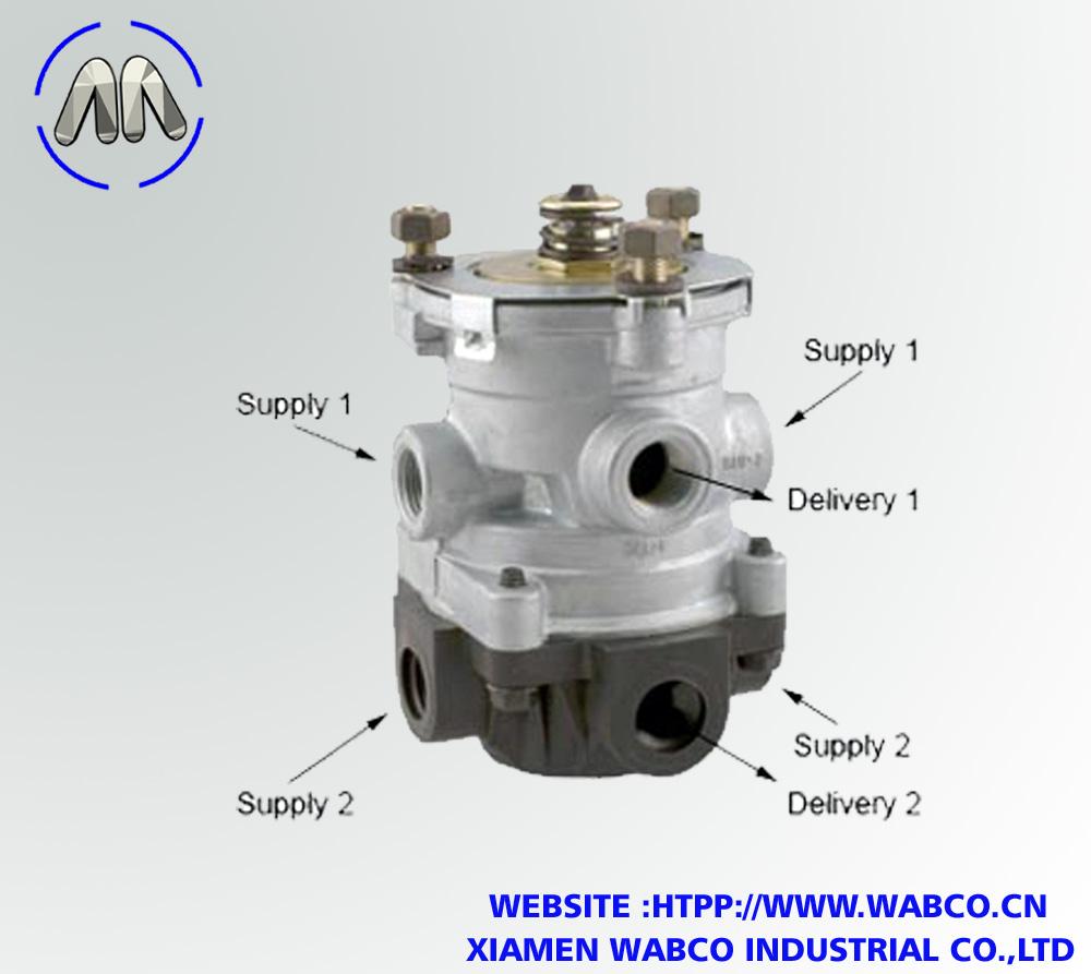 Aftermarket Haldex KN22150 Dual-Circuit Foot Operat