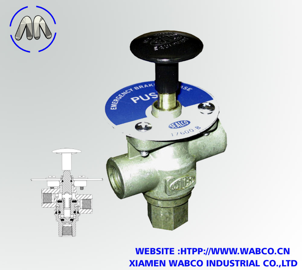 Aftermarket Push/Pull Valve - Replacment Sealco 176