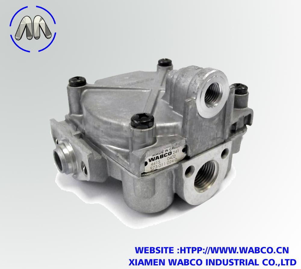 Meritor Wabco S472 500 007 2 ABS Relay Valve