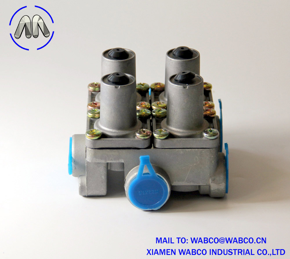 Wabco 9347022600 Four Circuit Protection Valve