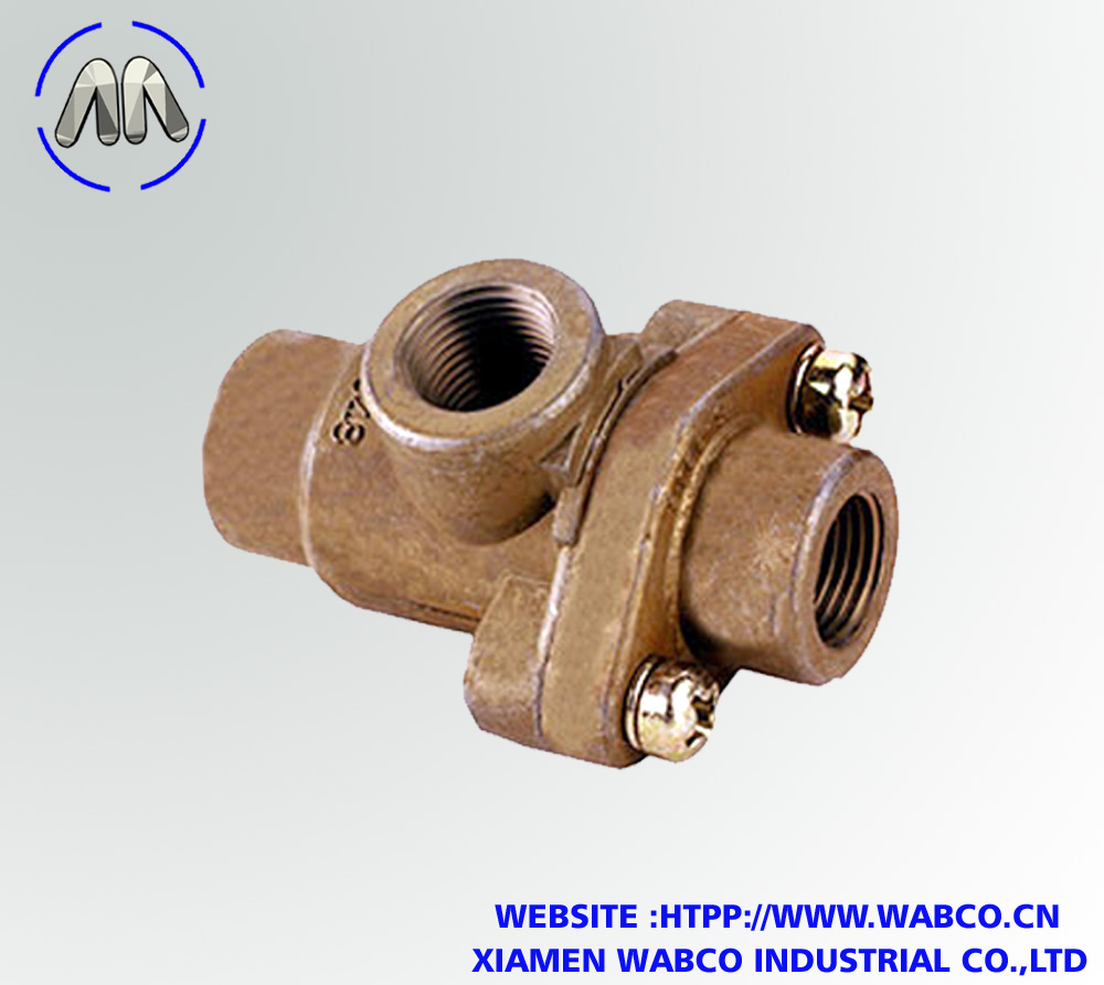 Aftermarket DC-4 Double Check Valve - Replace Bendi