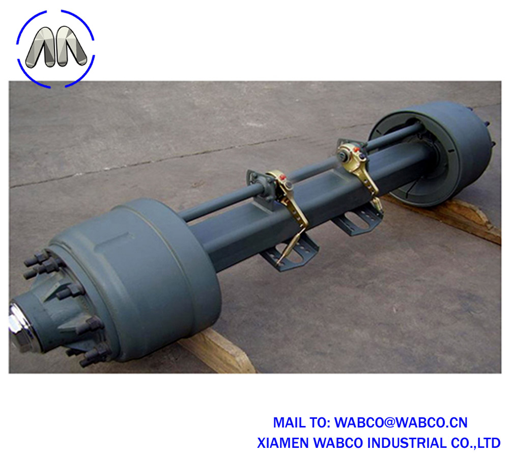 America type semi trailer axle for 16T