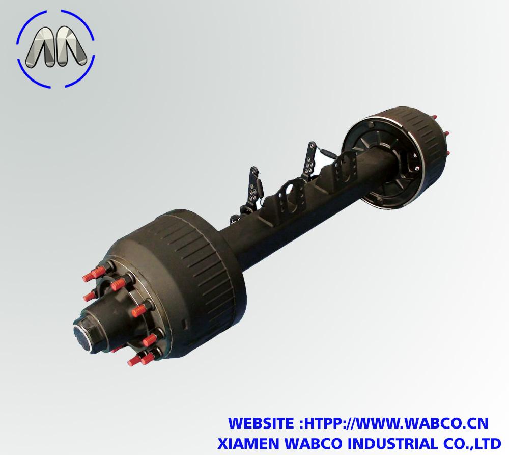 FUWA Heavy Duty Rear Semi Trailer Axle