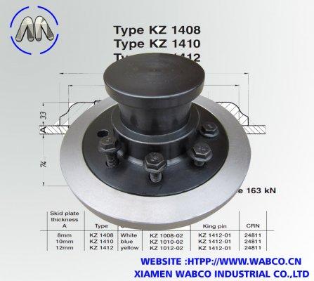 Aftermarket Jost KZ 1408 – 1412 King pins 90mm –