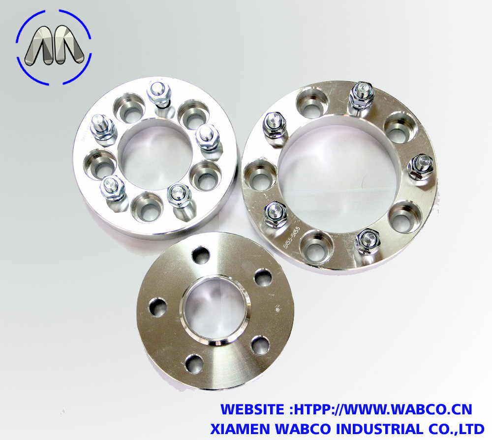 5X139.7 To 5X127 – 4 X Wheel Adapters / Spacers