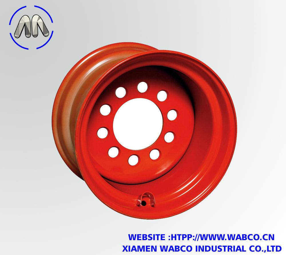 17.5 Inch Skid Steer Agricultural Wheels – 10 Lug