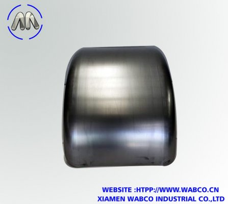 New round cold rolled fenders / guards Made from 14