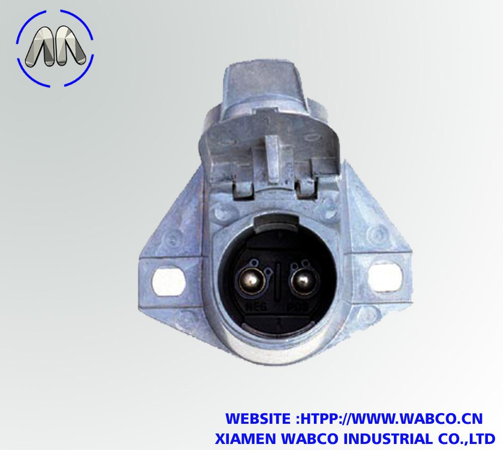 2-Way Wiring Connector Socket