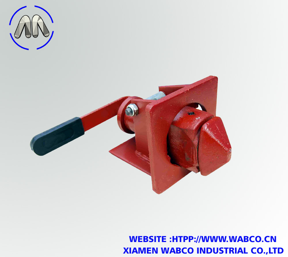 Red Oxide Primer ISO Retractable Twistlocks with Le