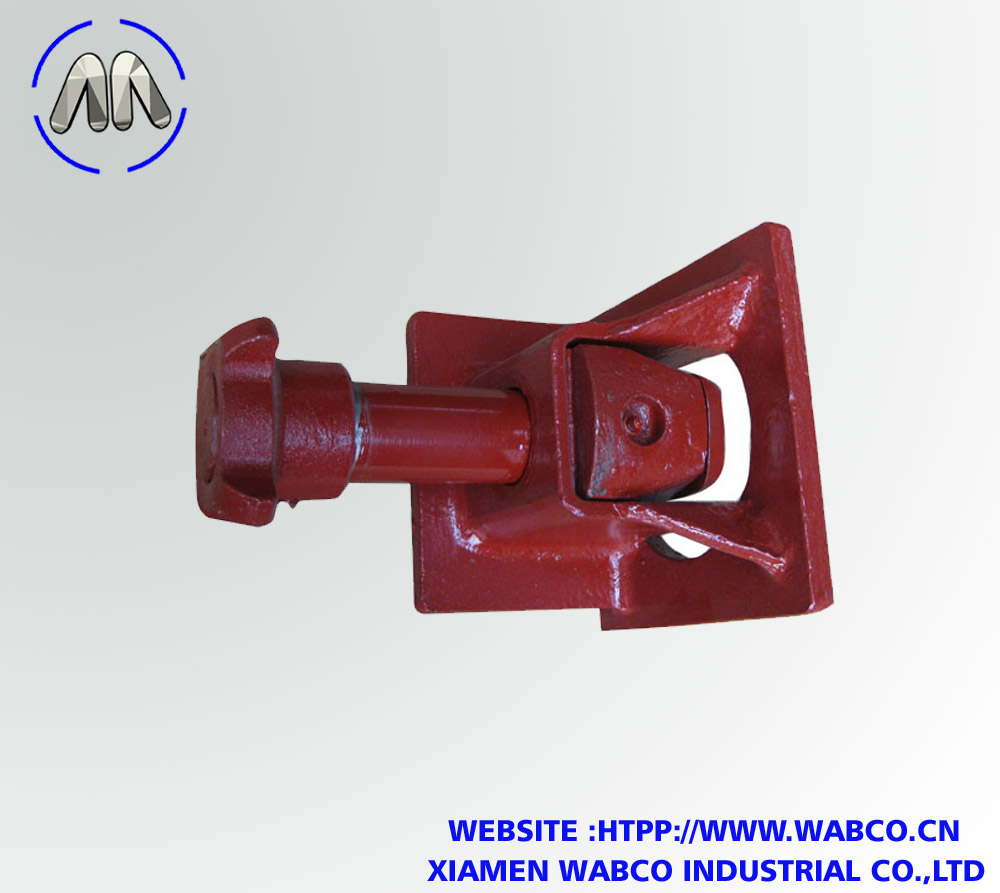 Red Oxide Primer Retractable Screwdown Twistlocks