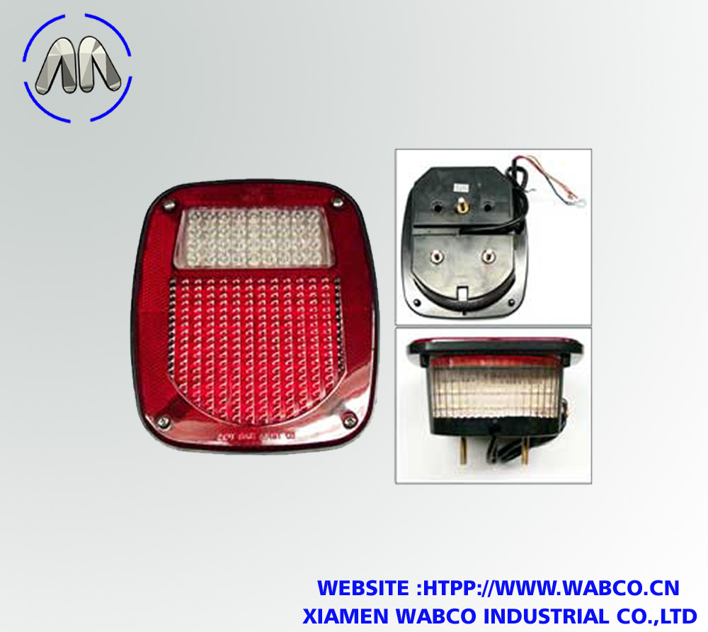 Universal LED Stop, Tail, Turn, Back-Up and License