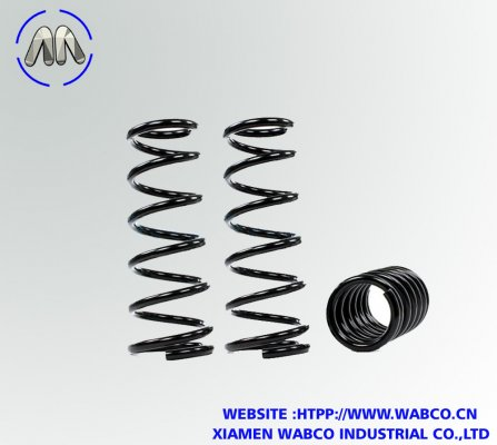 Heavy Duty Coil Springs for the Dodge RAM 2500, 350