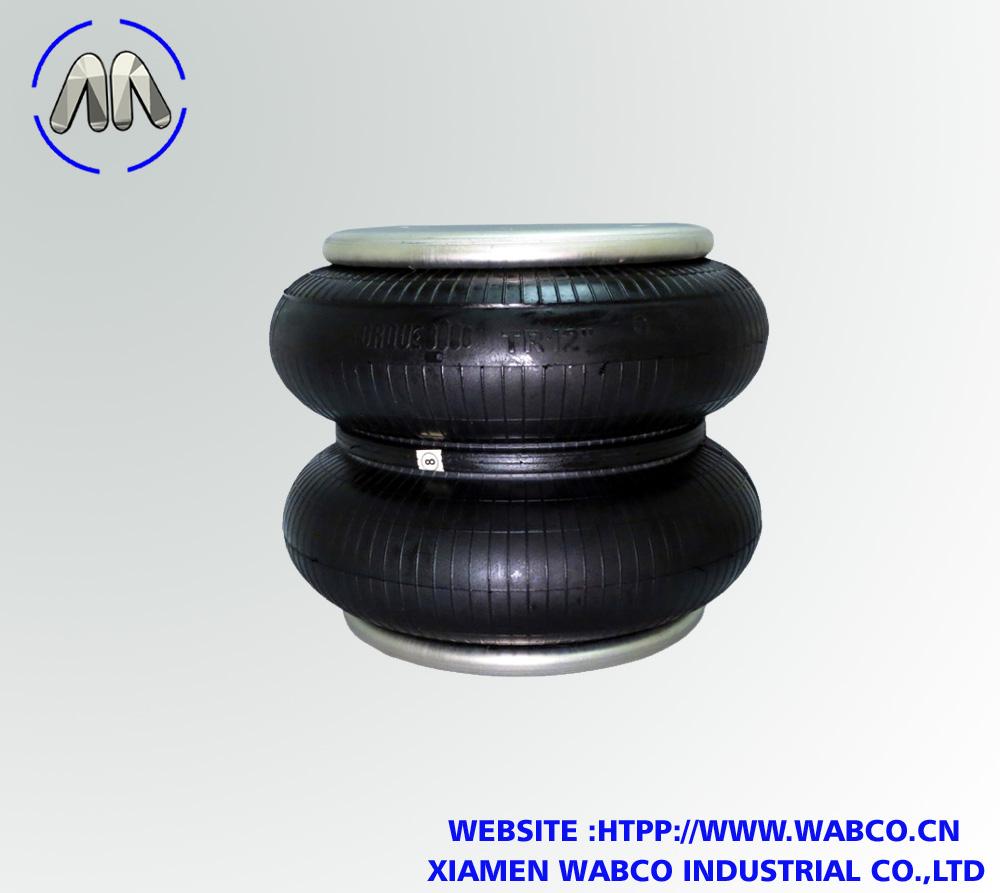 Xiamen Wabco Double Convoluted Air Spring WB7400