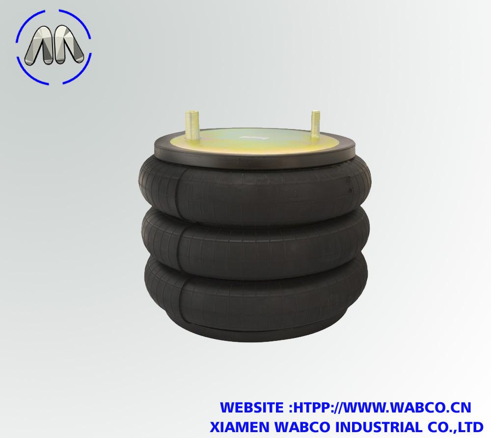 Xiamen Wabco Double Convoluted Air Spring WB8018