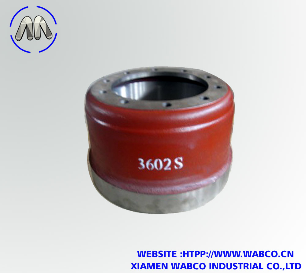 3602S brake drum with high quality