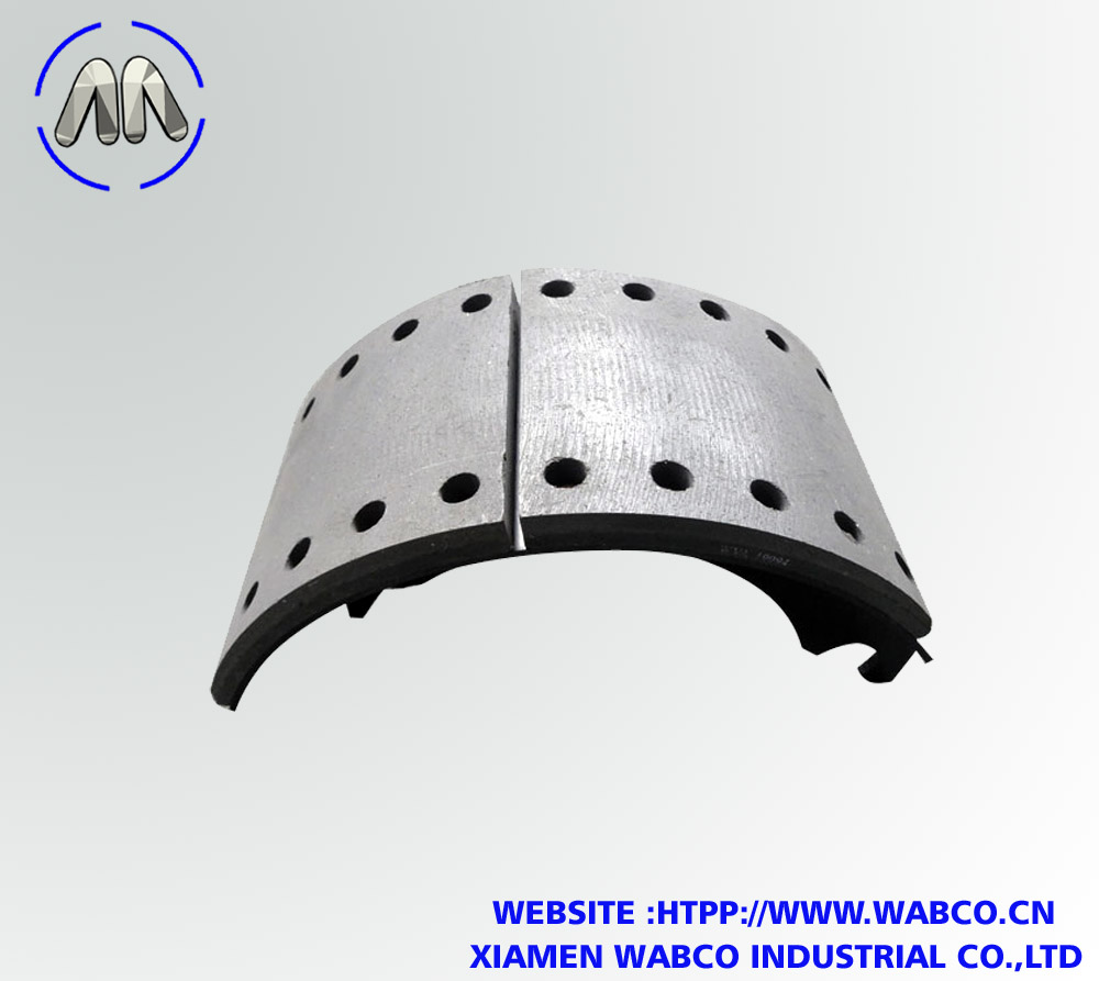 Brake Shoes for Truck Axle parts