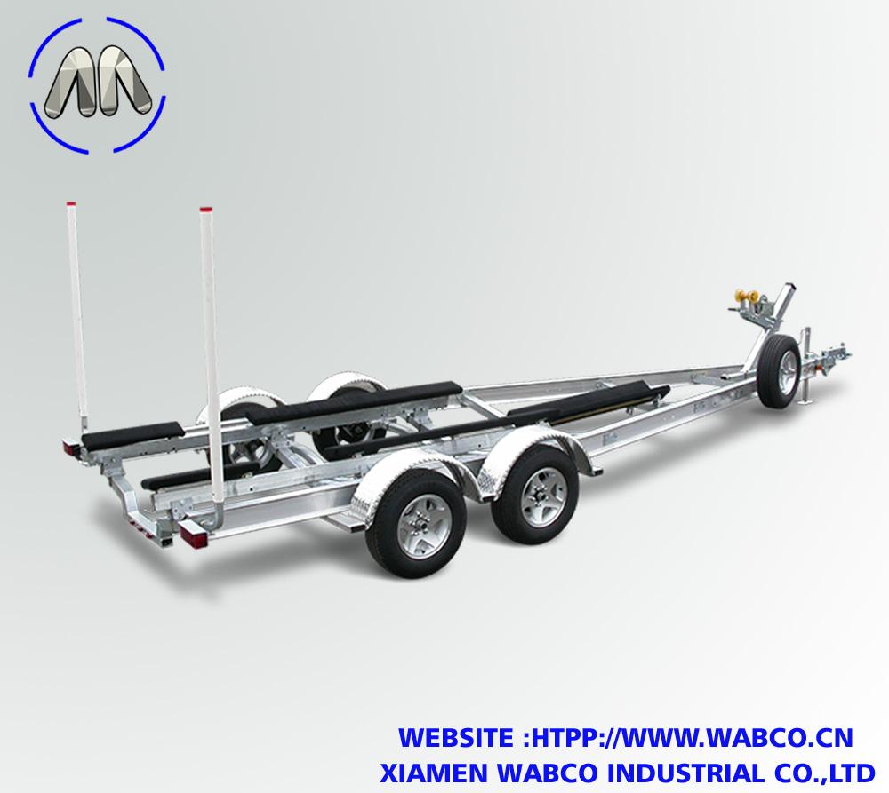 Aluminum Ski Boat & Inboard