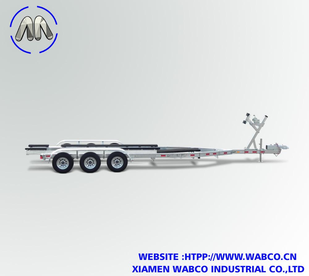 Galvanized Tandem & Tri-axle AB Bunk